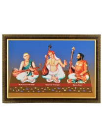 trinity-of-carnatic-music-photo-frame