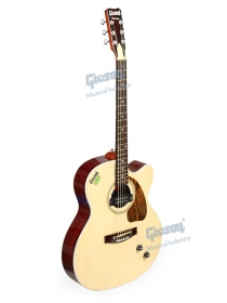 givson-venus-accoustic-spanish-guitar-cut-a-way-rose-wood-with-pick-up-eq