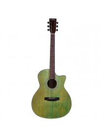 kadence-acoustica-series-41-acoustic-guitar-vintage-green